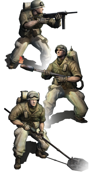 Инженеры Союзный войск